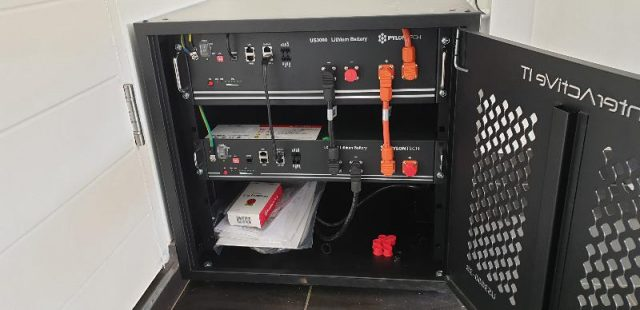5kW Back-up Inverter System, 5.9 kWh Li-Ion Bank