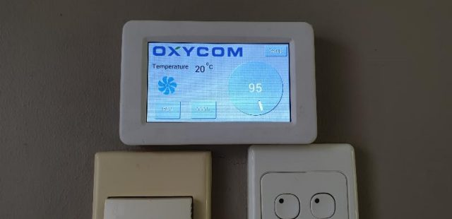 Oxycom Evaporative Cooler