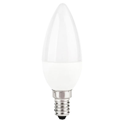 4W LED E14 Candle Light Bulb