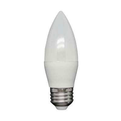 6W LED E27 Candle Light Bulb