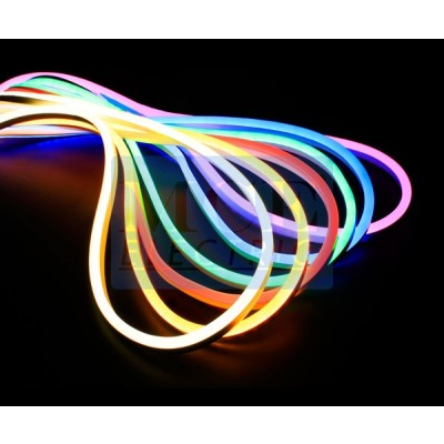LED Neon Flex Strip Light – RGB Colour Changing
